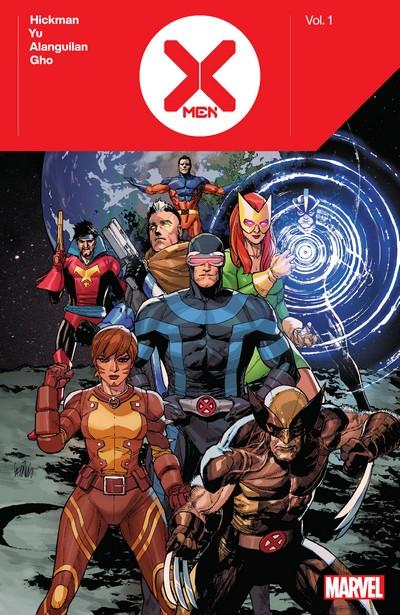 X-Men by Jonathan Hickman Vol. 1 (TPB) (2020)