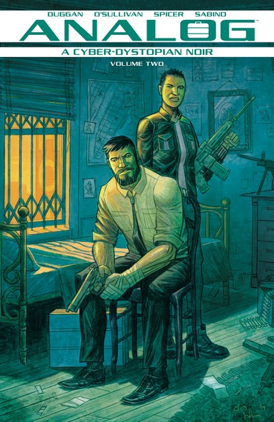 Analog – A Cyborg-Dystopian Noir Vol. 2 (TPB) (2020)