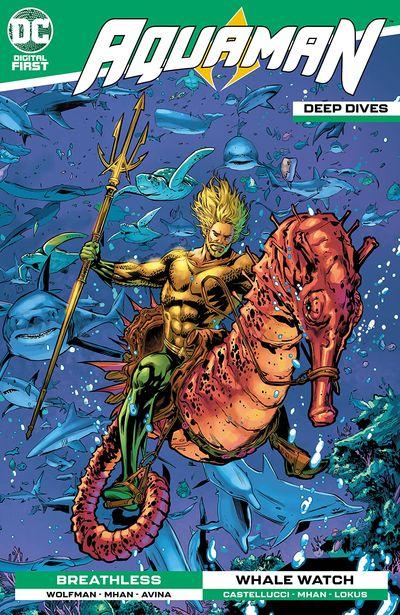 Aquaman – Deep Dives #8 (2020)