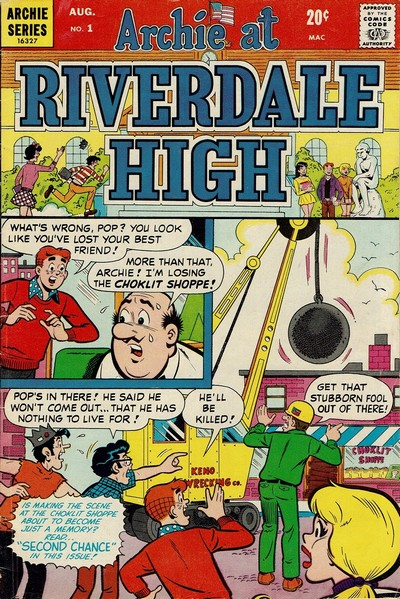 Archie at Riverdale High #1 – 113 (1972-1987)