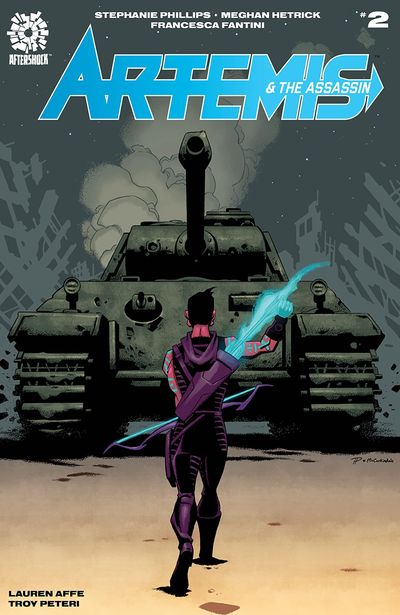 Artemis and the Assassin #2 (2020)