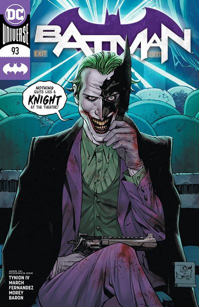 Batman #93 (2020)