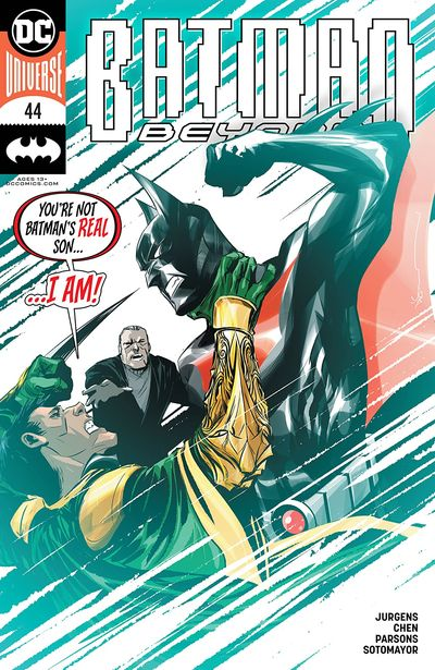 Batman Beyond #44 (2020)