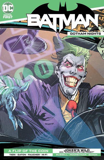 Batman – Gotham Nights #9 (2020)