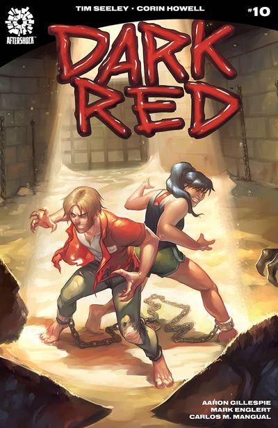 Dark Red #10 (2020)