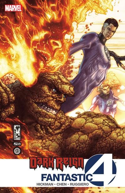 Dark Reign – Fantastic Four (TPB) (2015)