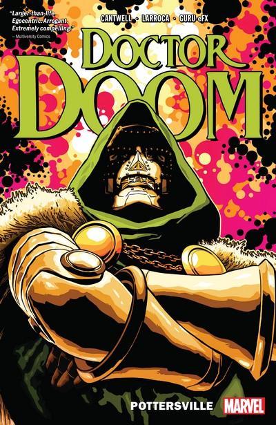 Doctor Doom Vol. 1 – Pottersville (TPB) (2020)