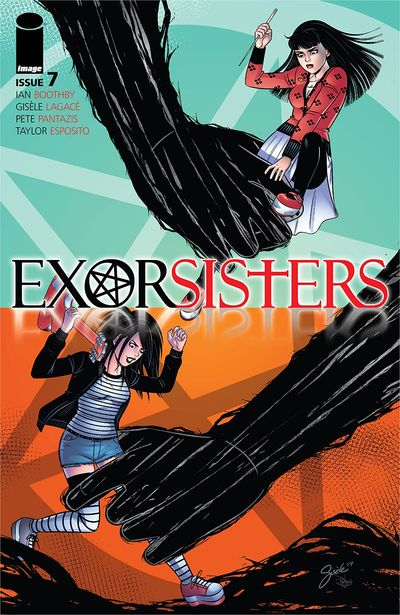 Exorsisters #7 (2020)