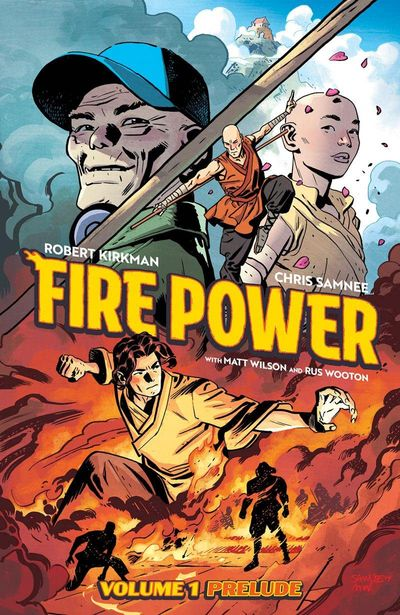 Fire Power by Kirkman & Samnee – Prelude OGN (2020)