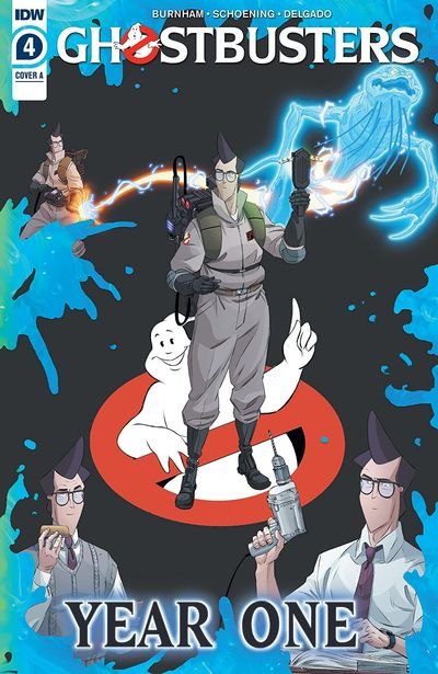 Ghostbusters – Year One #4 (2020)