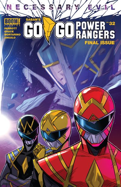 Go Go Power Rangers #32 (2020)