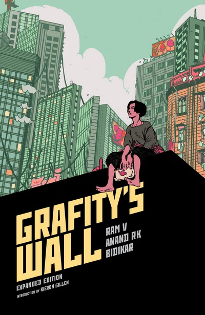 Grafity's Wall (2020)