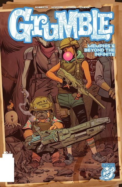 Grumble – Memphis and Beyond the Infinite #2 (2020)