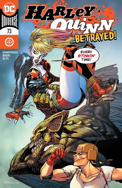 Harley Quinn #73 (2020)