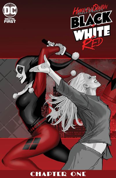 Harley Quinn Black + White + Red #1 (2020)
