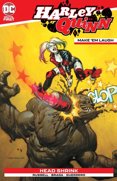 Harley Quinn – Make 'em Laugh #1 (2020)