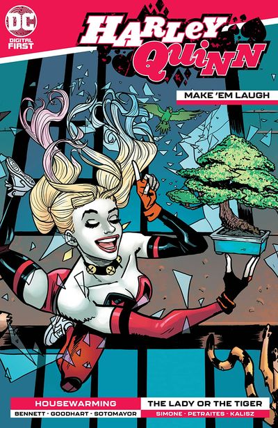 Harley Quinn – Make 'em Laugh #2 (2020)