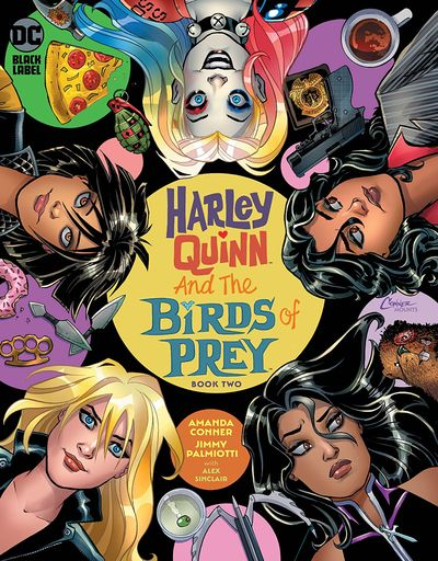 Harley Quinn and the Birds of Prey #2 (2020)