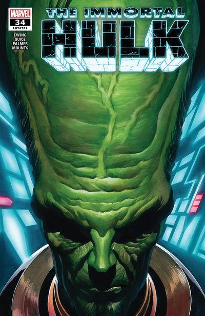 Immortal Hulk #34 (2020)