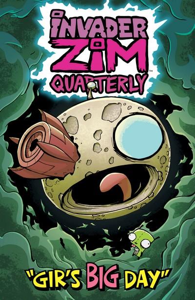 Invader Zim Quarterly – Gir's Big Day #1 (2020)