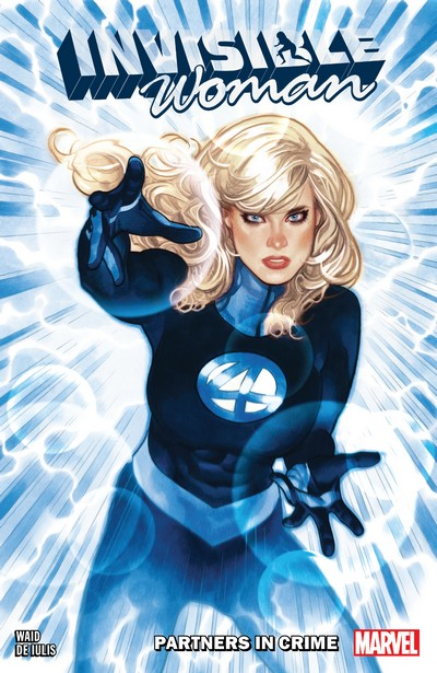Invisible Woman – Partners in Crime (TPB) (2020)