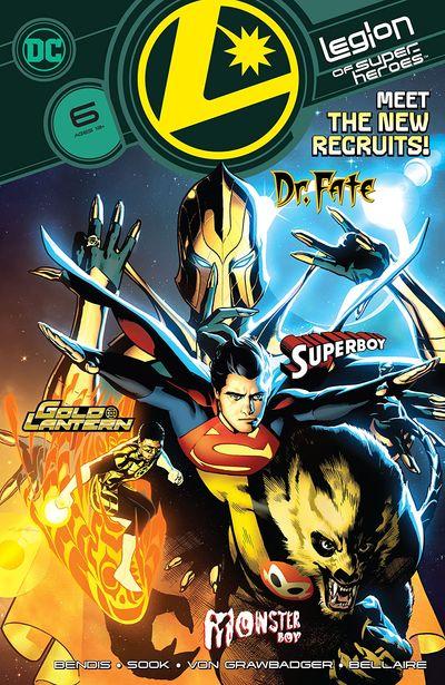 Legion of Super-Heroes #6 (2020)