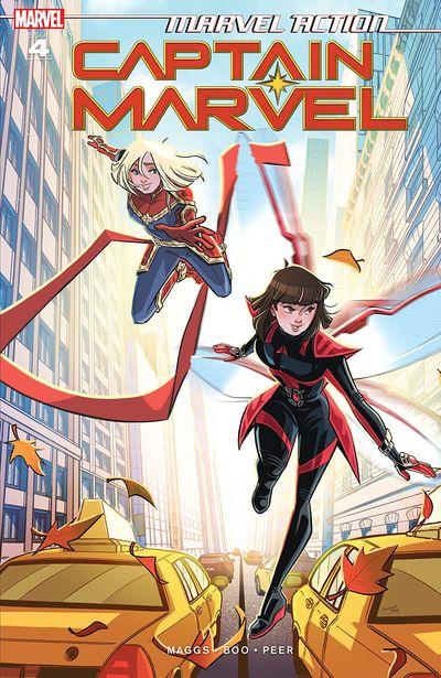 Marvel Action – Captain Marvel #4 (2020)
