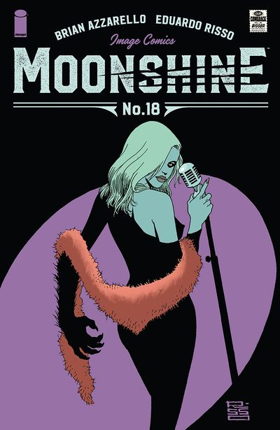 Moonshine #18 (2020)