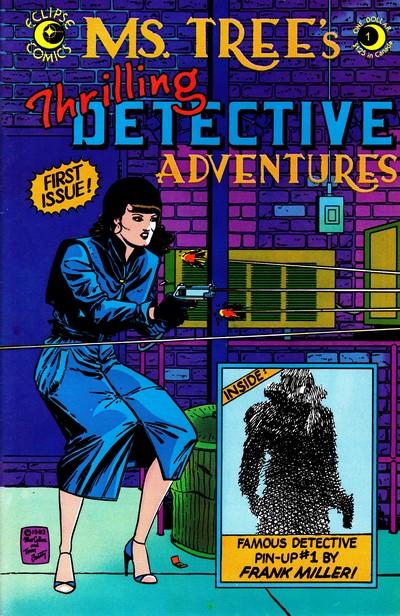 Ms. Tree #1 – 50 + Extras (1983-1989)