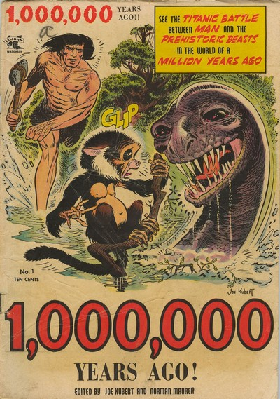 One Million Years Ago + Tor #1 – 5 (1953-1954)