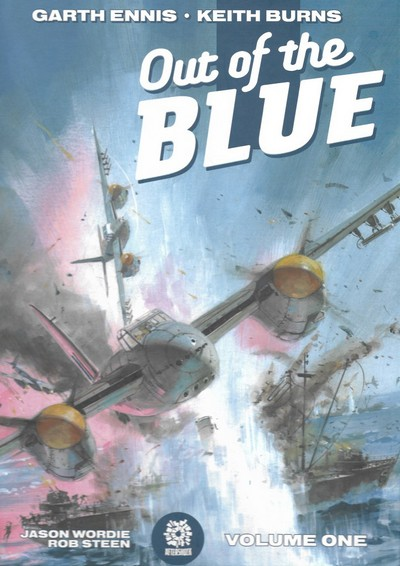 Out of the Blue Vol. 1 – 2 (2019) (OGN)