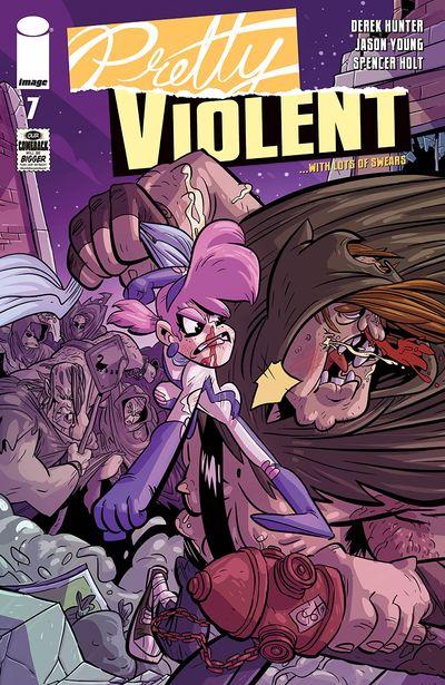 Pretty Violent #7 (2020)