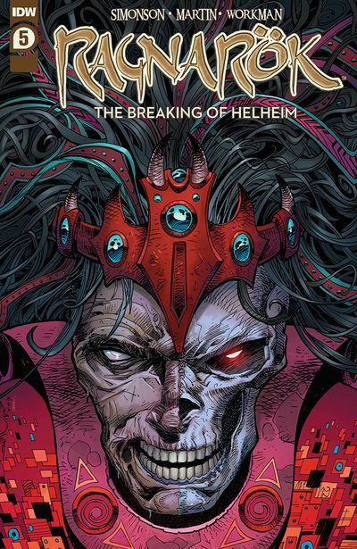 Ragnarok – The Breaking of Helheim #5 (2020)
