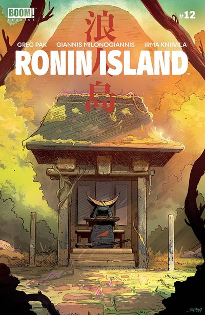 Ronin Island #12 (2020)