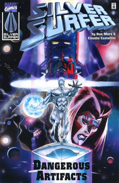 Silver Surfer – Dangerous Artifacts (1996)