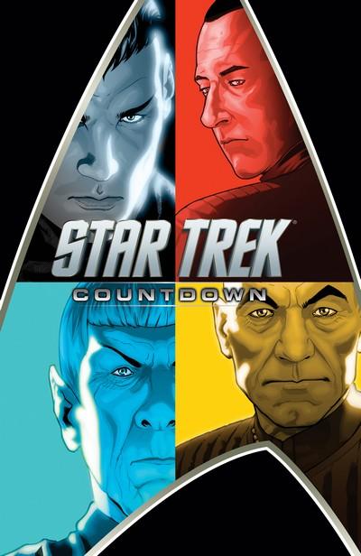 Star Trek – Countdown (TPB) (2009)