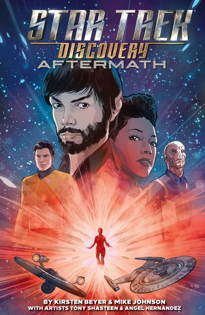 Star Trek – Discovery – Aftermath (TPB) (2020)