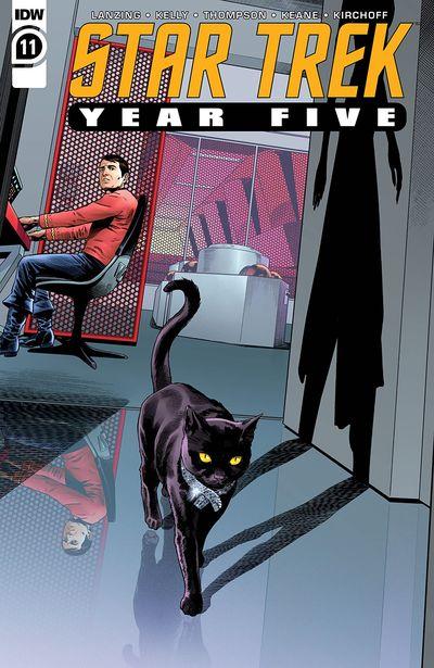 Star Trek – Year Five #11 (2020)