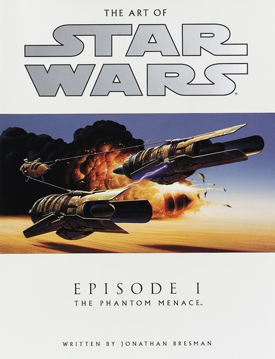 Star Wars – Art Books (Collection) (1977-2010)