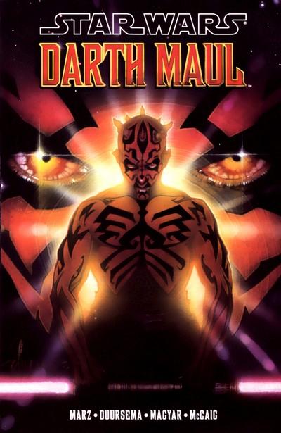 Star Wars – Darth Maul (Fan Made TPB) (2001)