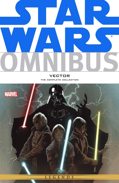 Star Wars Omnibus – Vector (2020) (Fan Made)