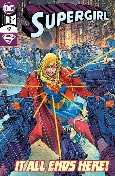 Supergirl #42 (2020)