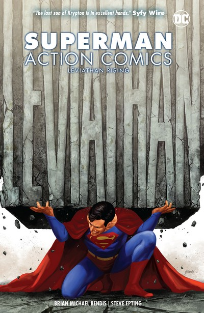 Superman – Action Comics Vol. 2 – Leviathan Rising (TPB) (2019)