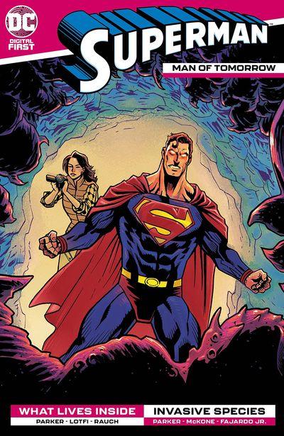 Superman – Man of Tomorrow #9 (2020)
