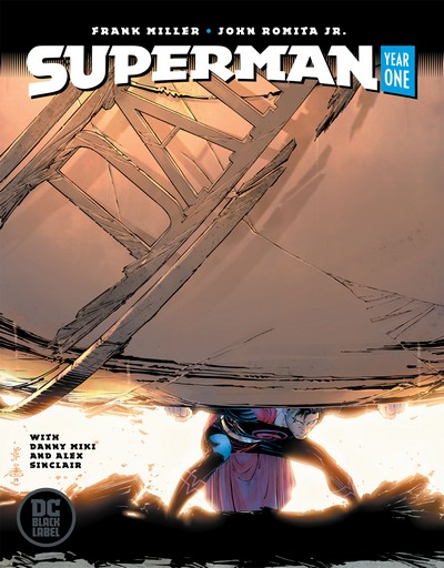 Superman – Year One (TPB) (2019)