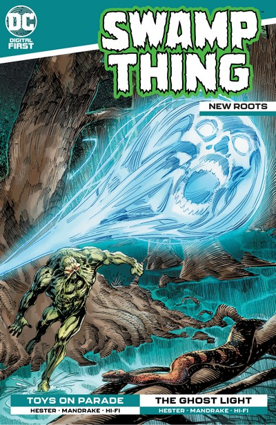 Swamp Thing – New Roots #8 (2020)