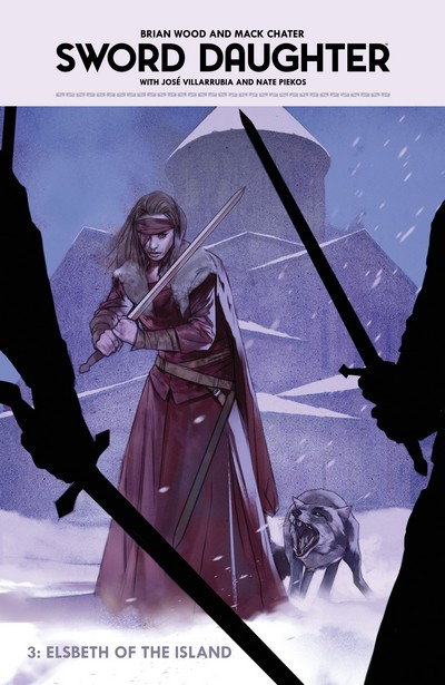 Sword Daughter Vol. 3 – Elsbeth of the Island (TPB) (2020)