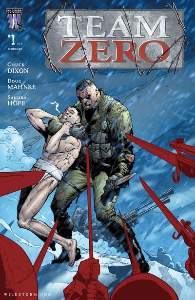 Team Zero #1 – 6 (2006)