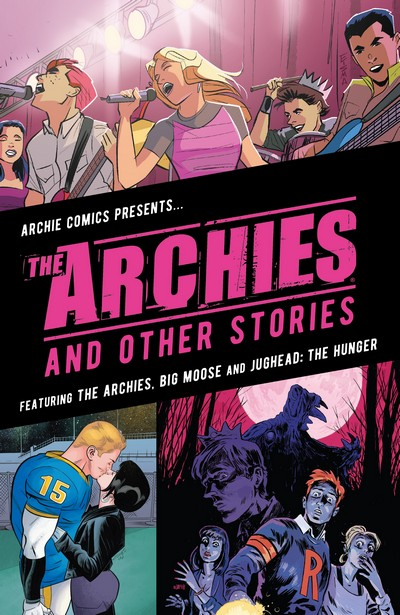 The Archies and Other Stories (2017)