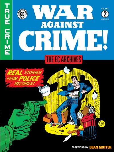 The EC Archives – War Against Crime Vol. 2 (2020)